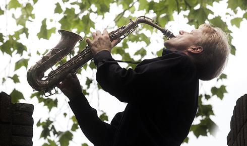 Арно Борнкамп (саксофон, Нидерланды)
